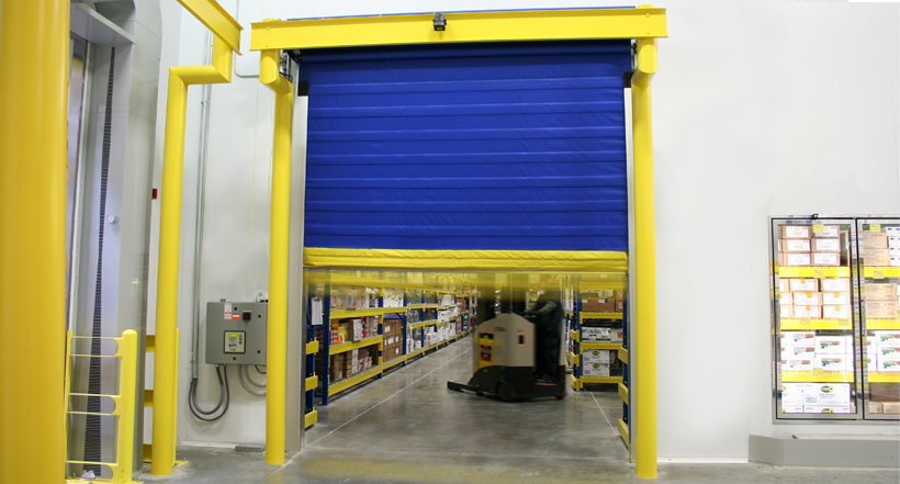 ... HIGH_SPEED_ALBANY_ULTRASECURE_3000 ALBANY_THERMOCHILL_DOOR_PANEL & High Speed Doors in Detroit Flint Ann Arbor Warren Sterling ...