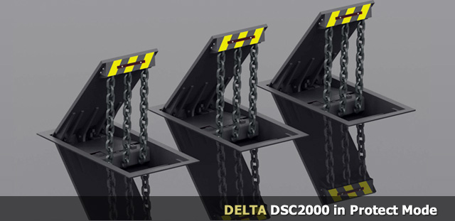 Delta Scientific Entrance Control Systems