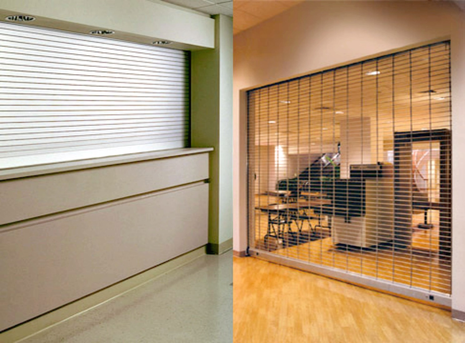 Counter Shutters And Grilles