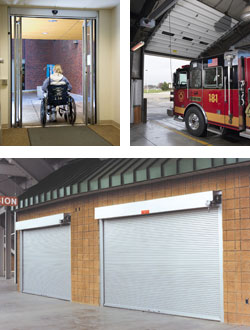 Michigan Commercial Doors and Dock Products